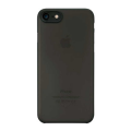 Чехол для iPhone 7 Ozaki O!coat 0.3 Jelly чёрного цвета