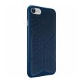 Чехол для iPhone 7 Ozaki O!coat 0.3 + Totem Versatile тёмно-синего цвета