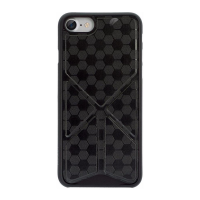 Чехол для iPhone 7 Ozaki O!coat 0.3 + Totem Versatile чёрного цвета