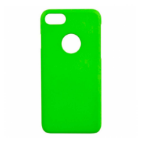 Чехол для iPhone 7 iCover Rubber зелёного цвета