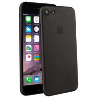 Чехол для iPhone 7 Uniq Bodycon дымно прозрачный