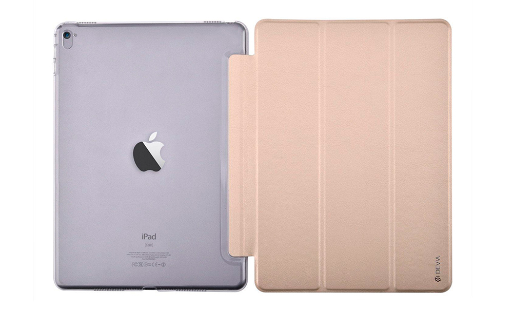 Описание кейса Devia Light Grace Leather для iPad Pro 9.7