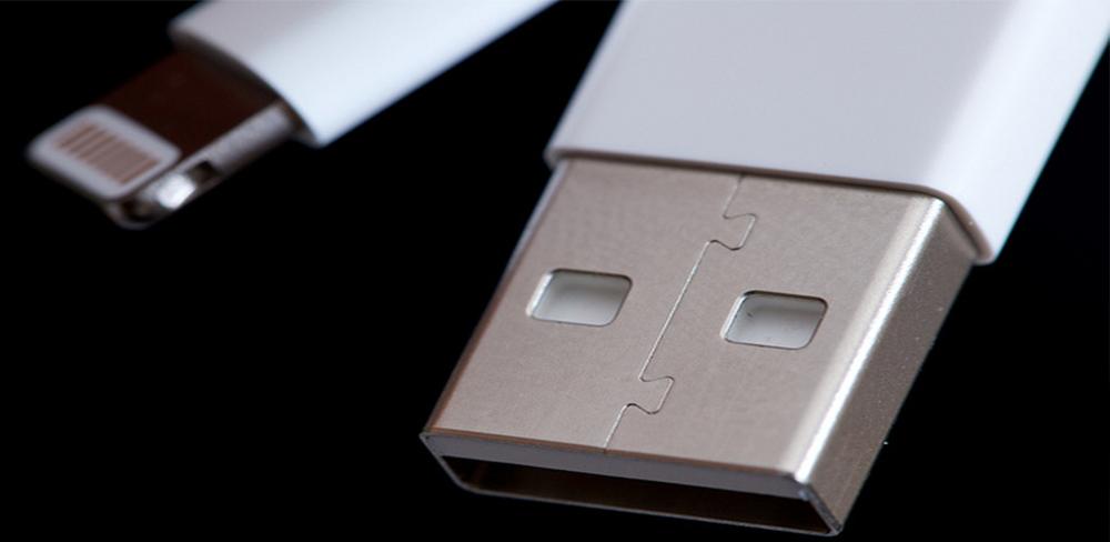 Описание USB Apple lightning