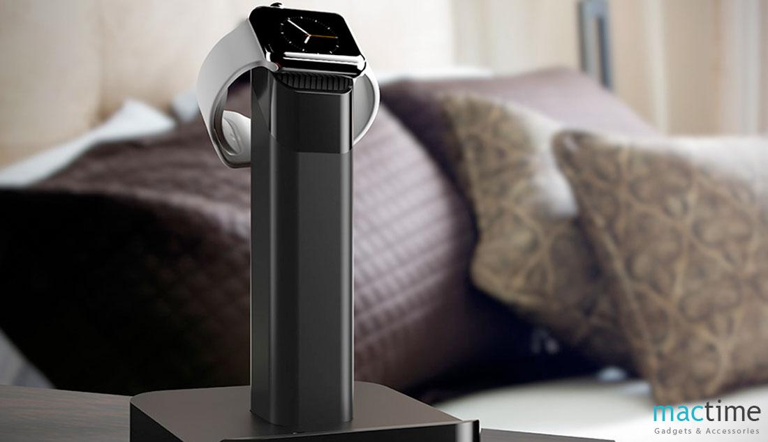 Док-станция Griffin Apple Watch Stand (Black)