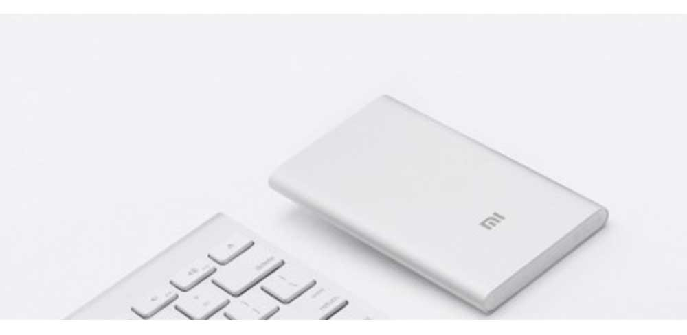 Внешний аккумулятор Xiaomi Mi Power Bank 5000 мАч-описание