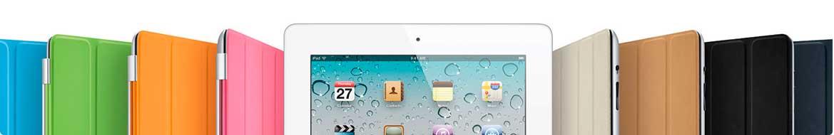 Каталог аксессуаров для Apple iPad