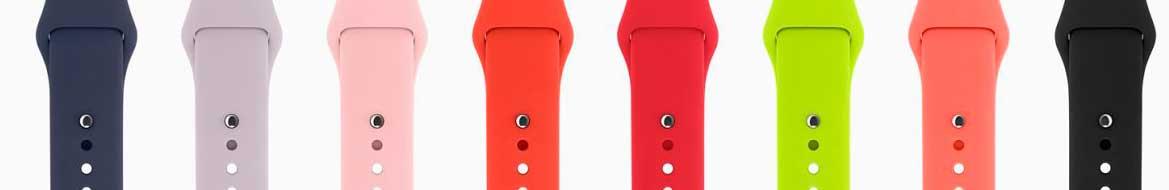Ремешки и браслеты для Apple Watch