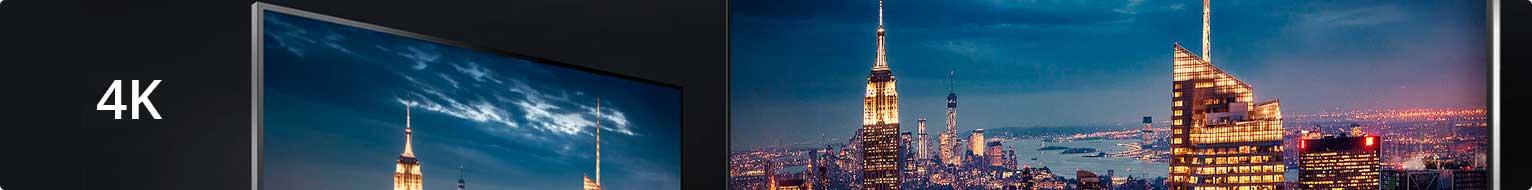 Купить телевизор 4K (UHD)