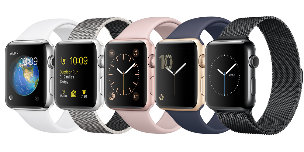 Дизайн Apple Watch Series 1
