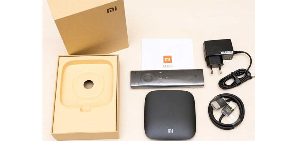 Smart-TV приставка Xiaomi Mi Box 3-описание