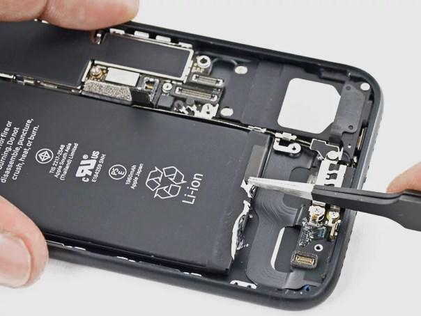 АКБ в iPhone