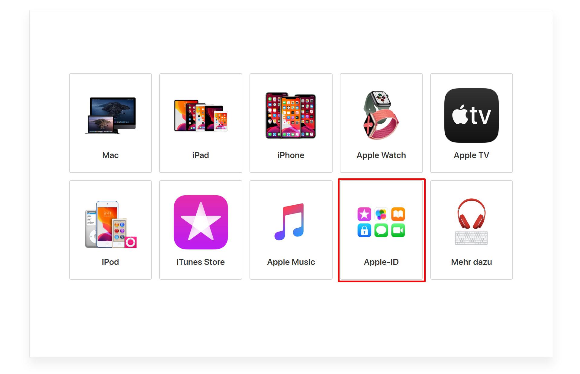 Восстановление-Apple-ID-через-сайт