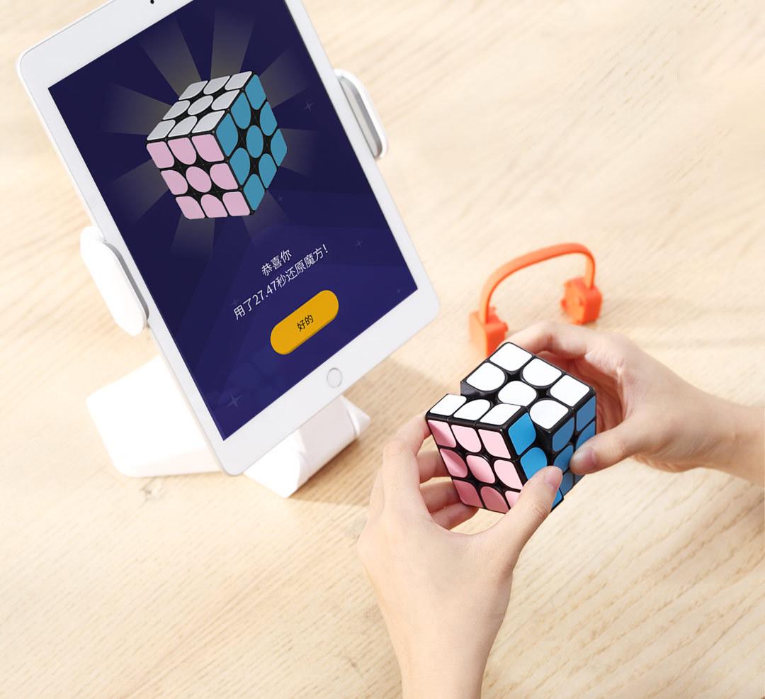 Сборка умного кубик-рубика Xiaomi