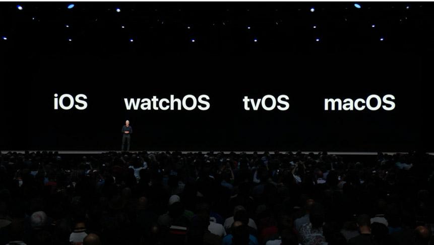 Презентация WWDC 2018
