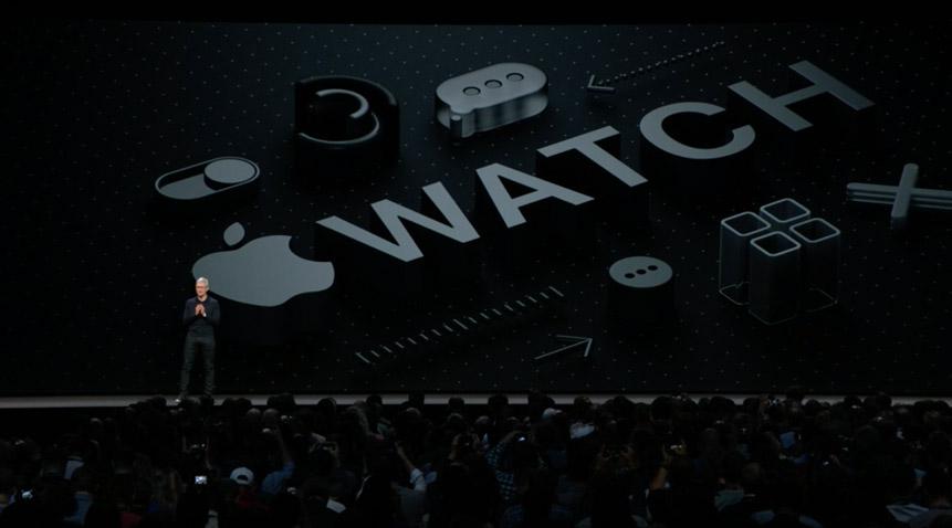 Презентация watchOS 5