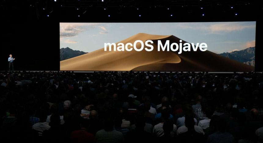 Презентация macOS Mojave