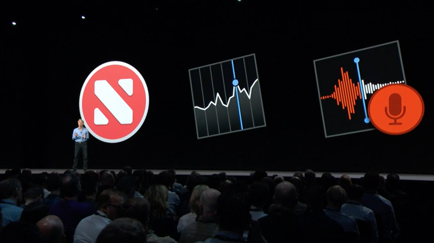 Приложения macOS Mojave