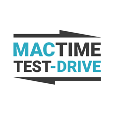 MacTime Test Drive