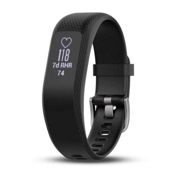 Фитнес-браслет Garmin Vivosmart 3, черный