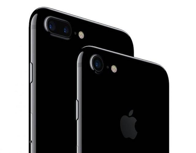 iPhone 7 и iPhone 7 Plus.