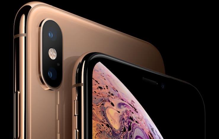 iPhone XS и iPhone XS Max.