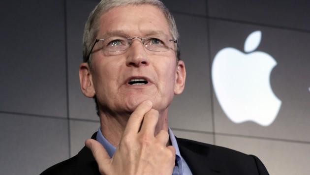 Apple уходит из России