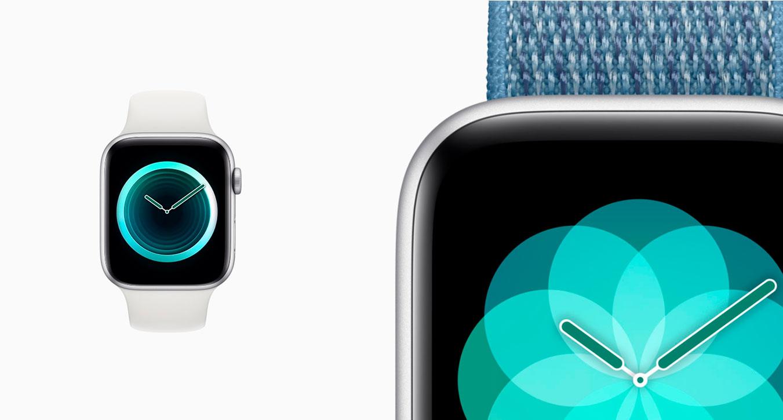 Система контроля дыхания на Apple Watch Series 4