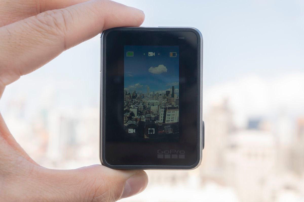Вертикальный режим съёмки в GoPro Hero 7 Black
