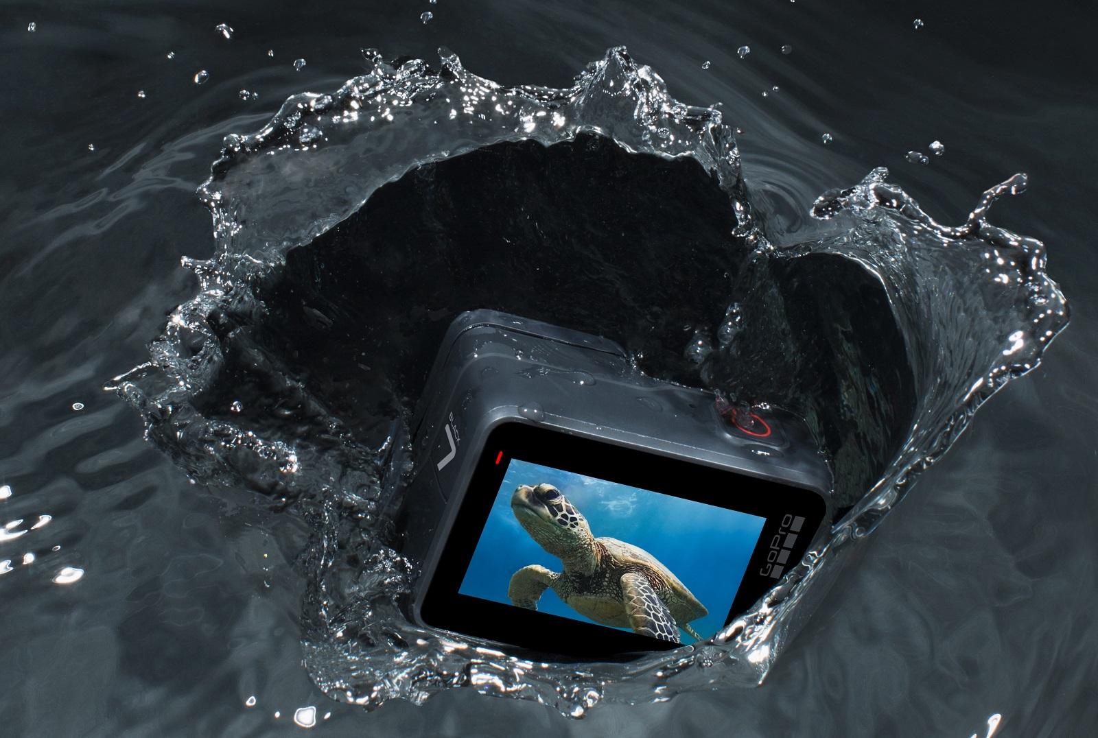 Защита от воды в GoPro Hero 7 Black Edition