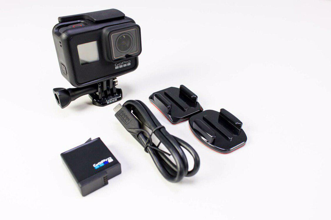Комплектация GoPro Hero 7
