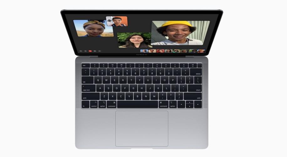 звук MacBook Air 13