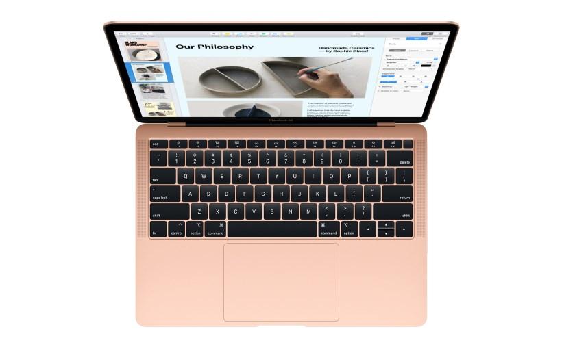 клавиатура MacBook Air 13 2018