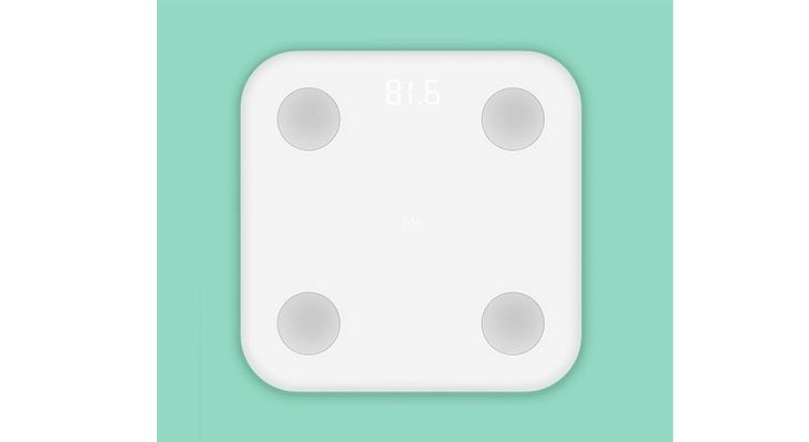 Дизайн Xiaomi smart scale 2