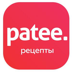 Приложение Patee. Рецепты