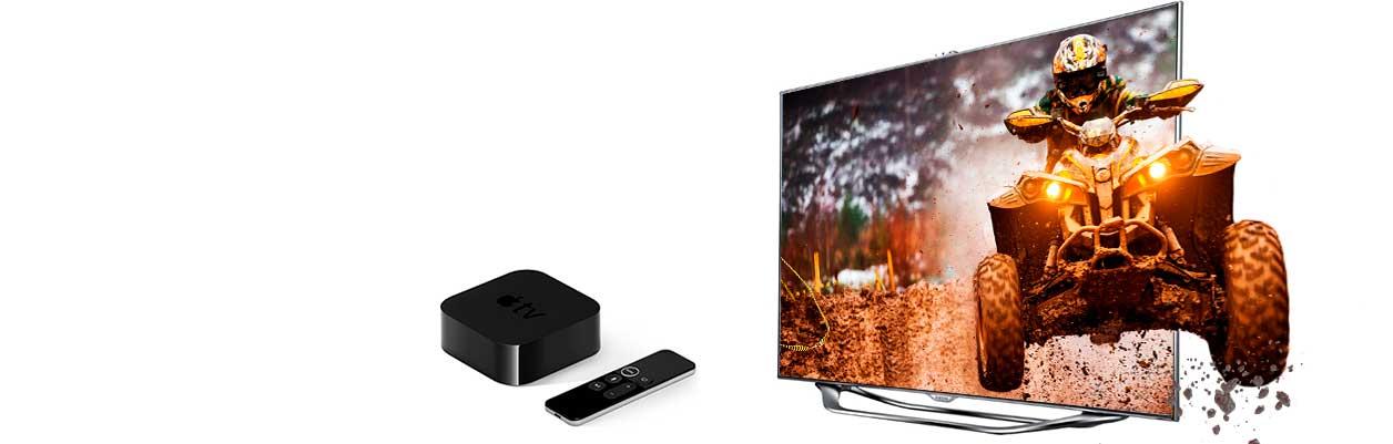 Каталог телевизоров и телевизионных приставо
