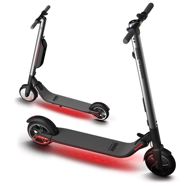Окружающая подсветка KickScooter ES2