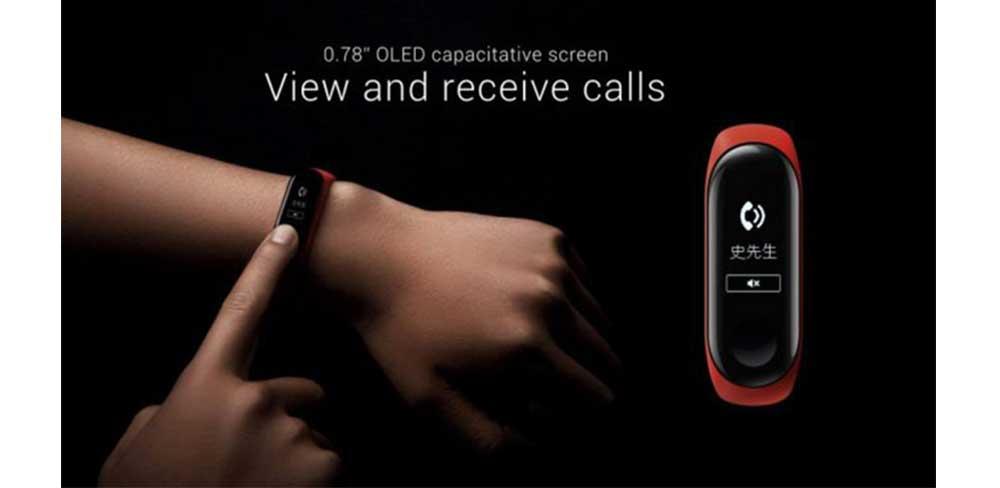 Фитнес-браслет Xiaomi Mi Band 3-описание