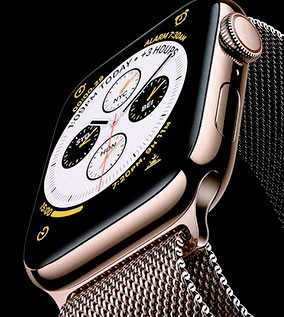 Часы Apple Watch Series 4 44 мм - хит продаж