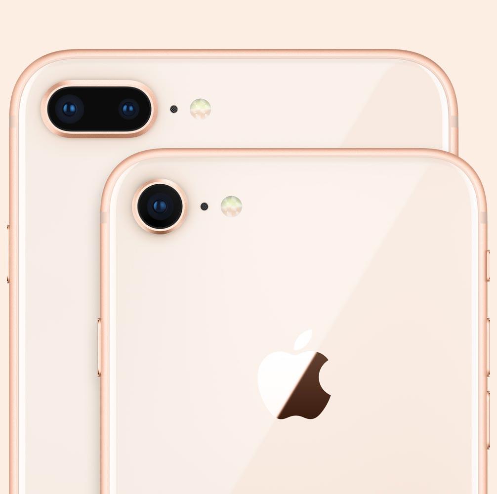 Камеры iPhone 8 Plus