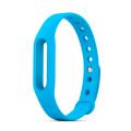 Фото ремешка для фитнес-браслета Xiaomi Mi Band, голубого