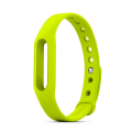 Фото ремешка для фитнес-браслета Xiaomi Mi Band, зеленого