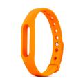 Фото ремешка для фитнес-браслета Xiaomi Mi Band, оранжевого