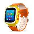 Фото детских смарт часов  Smart Baby Watch Q60S, оранжевых
