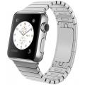 Apple Watch 38 мм, блочный браслет 135-195 мм (MJ3E2)