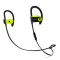 Фото беспроводных наушников Beats Powerbeats 3, желтых