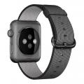 Фото нейлонового ремешка для Apple Watch 42 мм, черного
