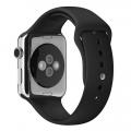 Фото спортивного ремешка для Apple Watch 42 мм, черного