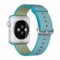 """Фото нейлонового ремешка для Apple Watch 42 мм, """"аквамариновый"""""""