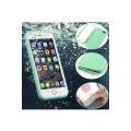 Фото чехла антигравитационного Sticks Magic для iPhone 7 Plus, зеленого