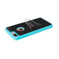 Фото чехла антигравитационного Sticks Magic для iPhone 7 Plus, синего